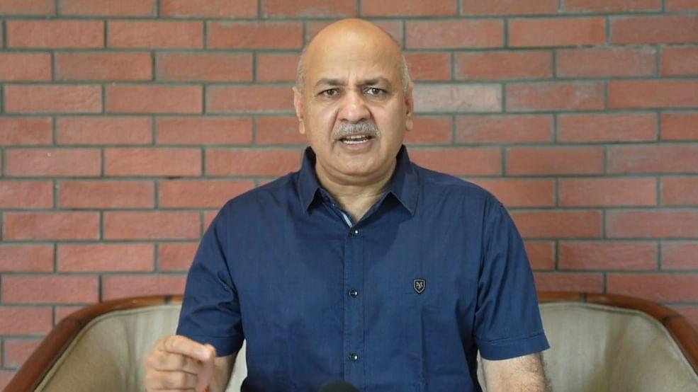دہلی کے نائب وزیر اعلیٰ منیش سسودیا