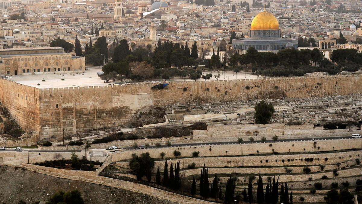 مسجد الاقصیٰ / Getty Images