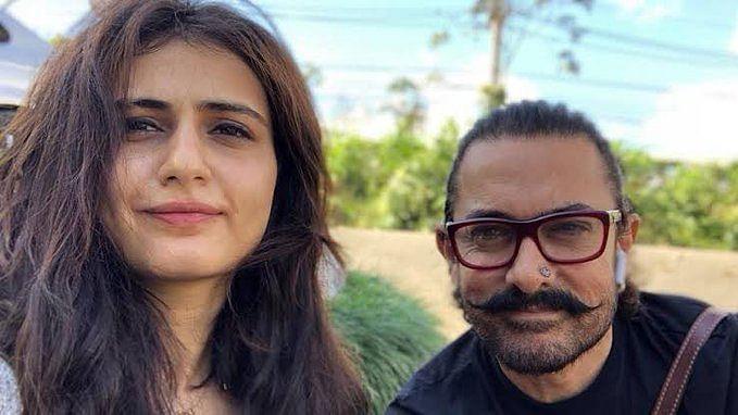 عامر خان اور کرن راؤ کی علیحدگی پر فاطمہ ثنا شیخ کیوں ہو رہیں ٹرول؟
