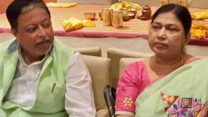 مکل رائے کی اہلیہ کرشنا رائے کا انتقال، ممتا بنرجی نے گھر پہنچ کر کی تعزیت