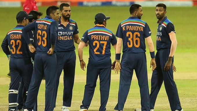 ٹیم انڈیا / بشکریہ ٹوئٹر / @BCCI