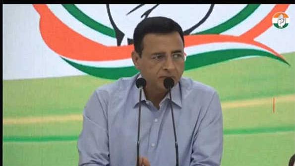 کانگریس کرناٹک میں ایک ترقی پسند حکومت تشکیل دینے کی کوشش کرے گی: سرجے والا