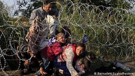 یورپ کو افغان مہاجرین کے باعث ممکنہ بحران سے خوف