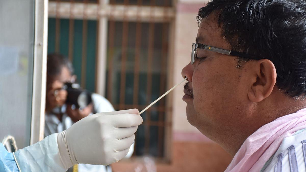ہندوستان: 24 گھنٹوں میں ایک بار پھر 34 ہزار سے زائد نئے کورونا کیسز درج