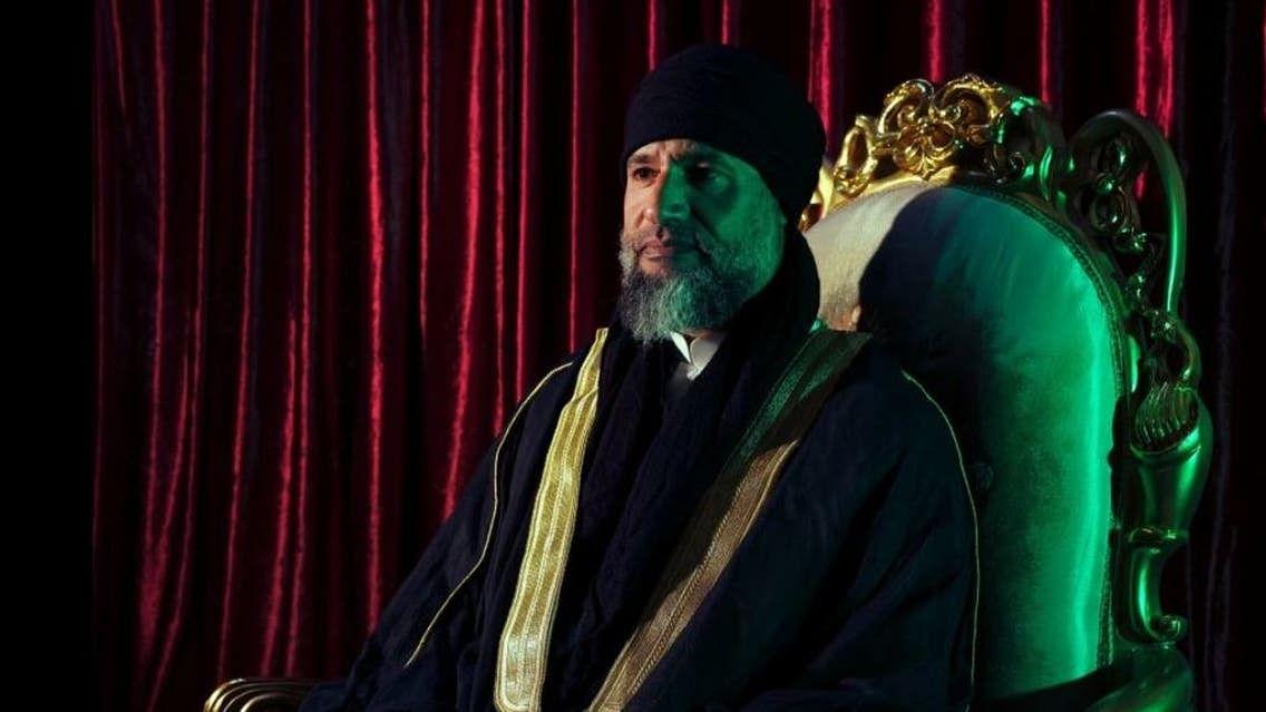 سیف الاسلام قذافی