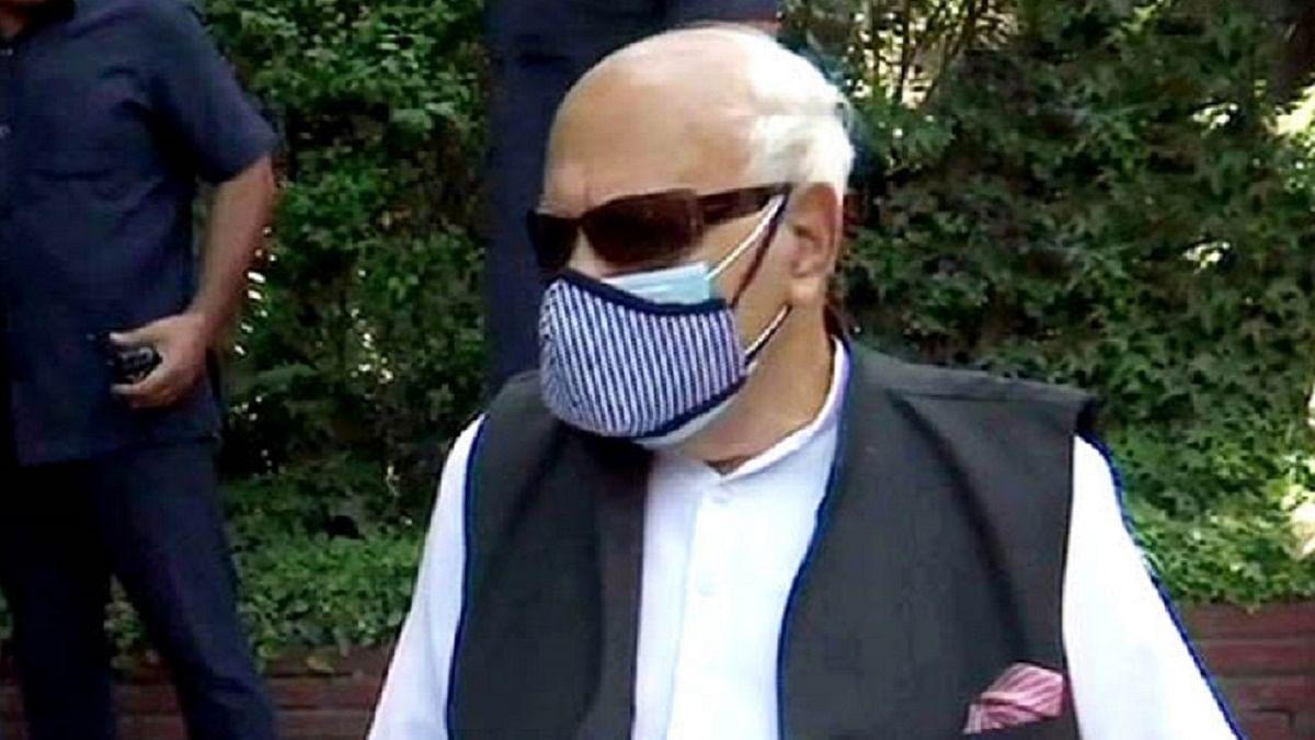 کشمیر کی خصوصی آئینی حیثیت کی بحالی کے لیے پُرامن جدوجہد جاری: فاروق عبداللہ