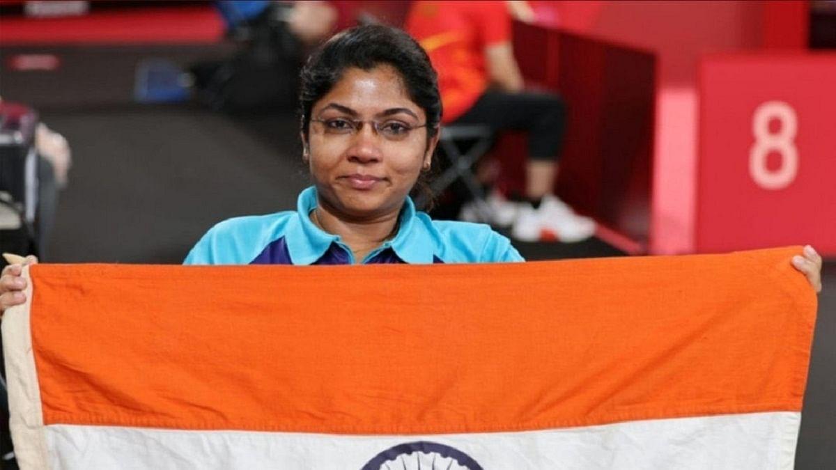 ٹوکیو پیرالمپکس: بھاوینا پٹیل نے حاصل کیا ٹیبل ٹینس کے فائنل میں پہنچنے والی پہلی ہندوستانی ہونے کا سہرا