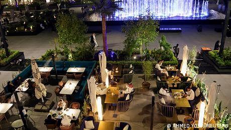 سعودی معیشت میں مغربی ریستورانوں کے باعث غیر معمولی ترقی