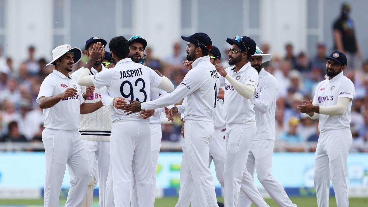 کرکٹ: انگلینڈ کے خلاف تیسرے ٹیسٹ سے قبل ہندوستانی ٹیم پرجوش