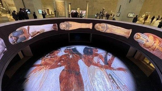 مصر: فرعون کی کشتی کو نئے میوزیم میں پہنچا دیا گیا