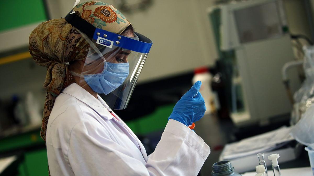 کورونا، تصویر آئی اے این ایس