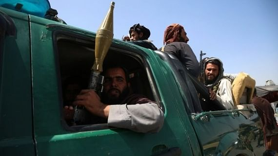 علامتی، طالبان / آئی اے این ایس