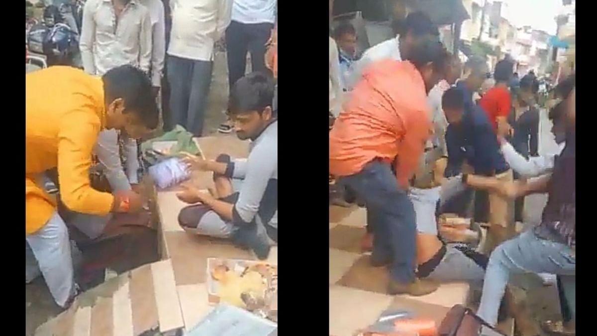 مدھیہ پردیش: نفرت کی انتہا! چوڑی فروخت کر رہے تسلیم کی لنچنگ کی کوشش