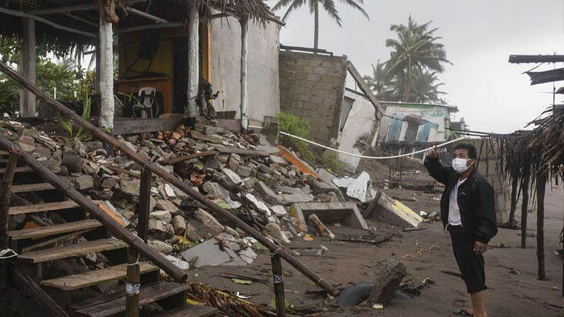 میکسیکو طوفان
