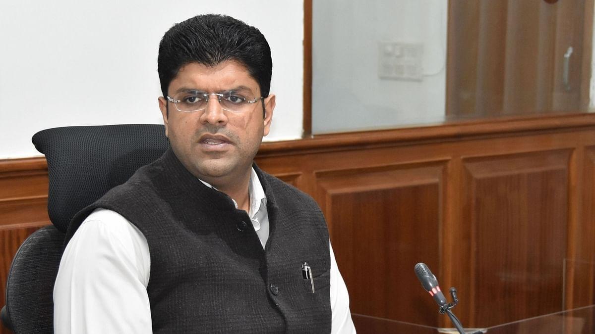 کرنال لاٹھی چارج: نائب وزیر اعلیٰ دشینت چوٹالہ نے کسانوں کو ہی ٹھہرا دیا ذمہ دار