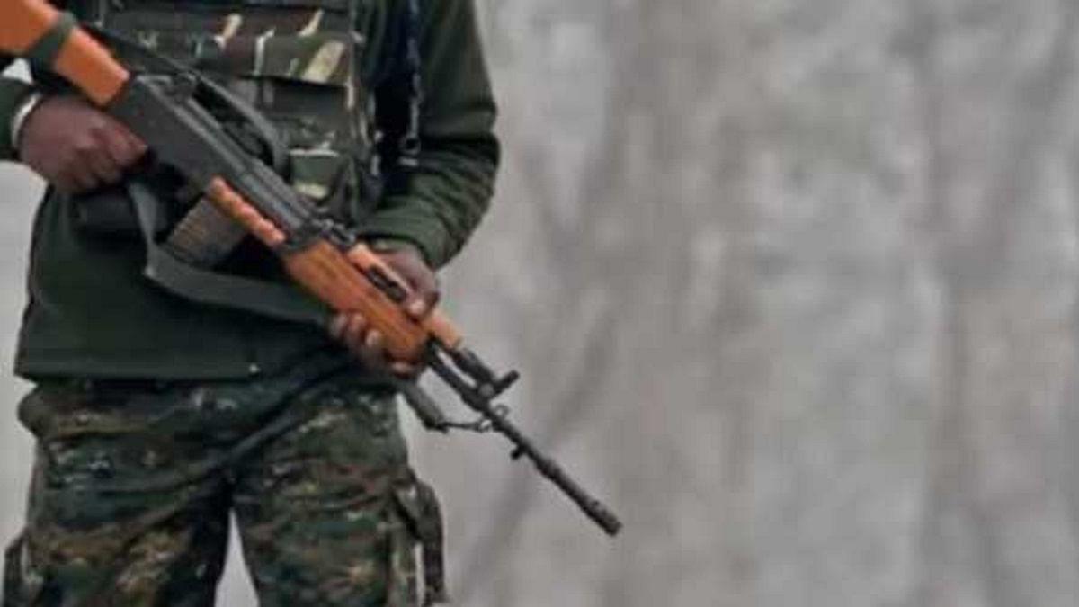 جموں: بین الاقوامی سرحد پر فضا میں اڑنے والی چیز پر بی ایس ایف کی فائرنگ