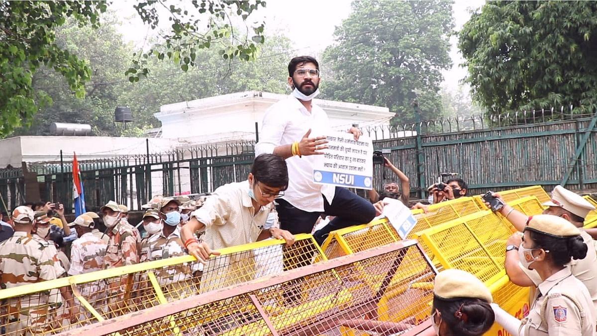 مودی حکومت کے دباؤ میں راہل گاندھی کا ٹوئٹر ہینڈل بلاک کیا گیا: کانگریس