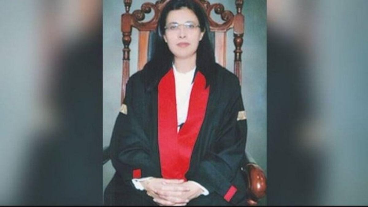 جسٹس عائشہ ملک