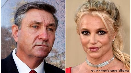برٹنی اسپیئرز کے والد بیٹی کی قانونی سرپرستی سے دستبردار ہونے کو تیار