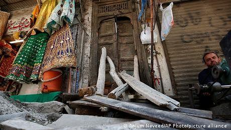 پاکستان: مساجد کی بے حرمتی اس وقت نہیں ہوتی جب وہاں بچوں کے ساتھ غلط کام کئے جاتے ہیں۔