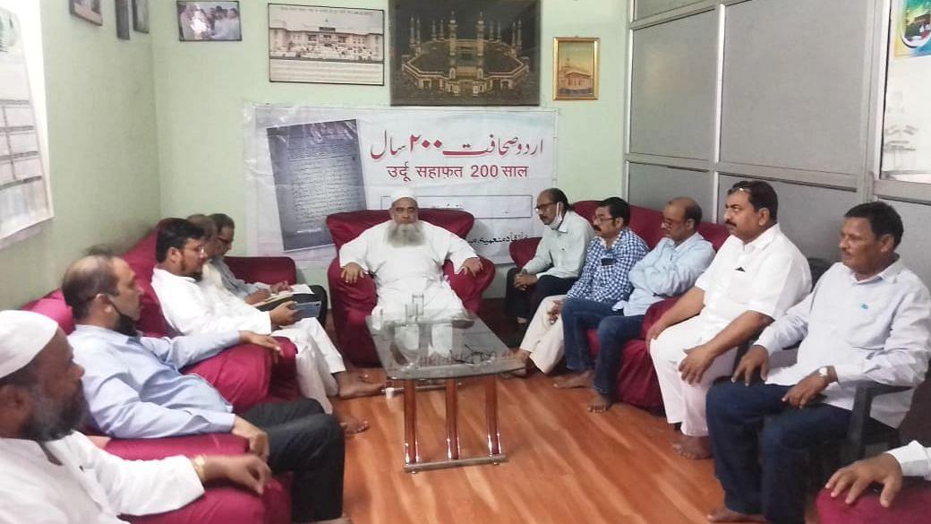 پٹنہ: اردو میڈیا فورم نے 16 ستمبر کو مولانا محمد باقر کا یومِ شہادت منانے کا کیا اعلان