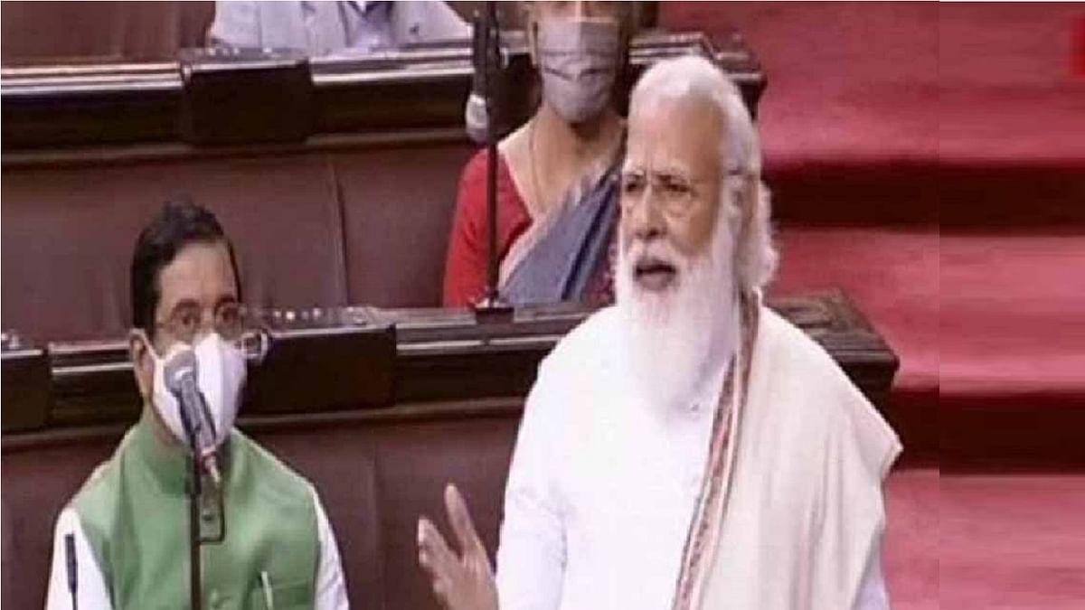 راجیہ سبھا میں کئی بی جے پی اراکین پارلیمنٹ غیر حاضر، ناراض پی ایم مودی نے مانگی لسٹ