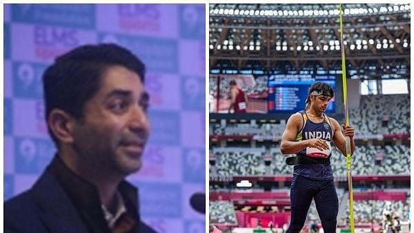 ٹوکیو اولمپکس: نیرج چوپڑا نے ہندوستان کی جھولی میں ڈالا 'گولڈ'، مبارکبادیوں کا سلسلہ شروع
