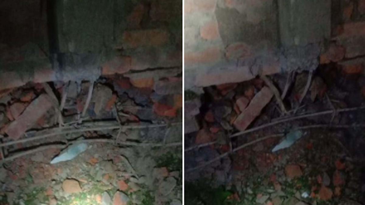 آسام: اسکول میں دھماکہ سے حالات کشیدہ، آسام-میزورم سرحد پر حالات ناگفتہ بہ