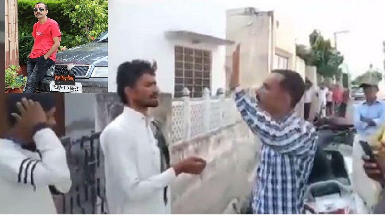 اب اجمیر میں ہوئی مسلم بھکاری کی پٹائی، ویڈیو وائرل، 5 ملزمین گرفتار