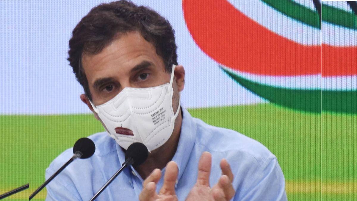 مودی حکومت جن کے پاس نوکری ہے، ان سے بھی چھیننے میں لگی ہے: راہل گاندھی