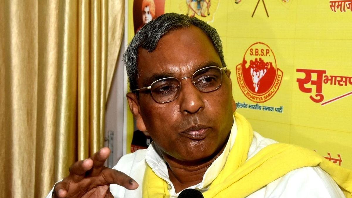 اوم پرکاش راجبھر، تصویر آئی اے این ایس