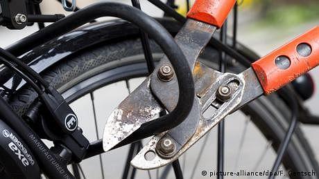 جرمنی سے چوری شدہ سائیکلیں یوکرائن کیسے پہنچتی ہیں؟