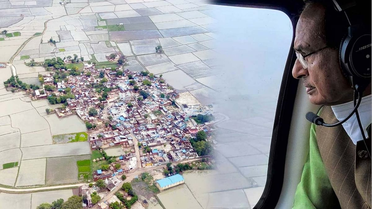 ایم پی: تین دنوں میں کروڑوں کی لاگت والے 6 پُل سیلاب کی نذر! شیوراج حکومت پر سوال