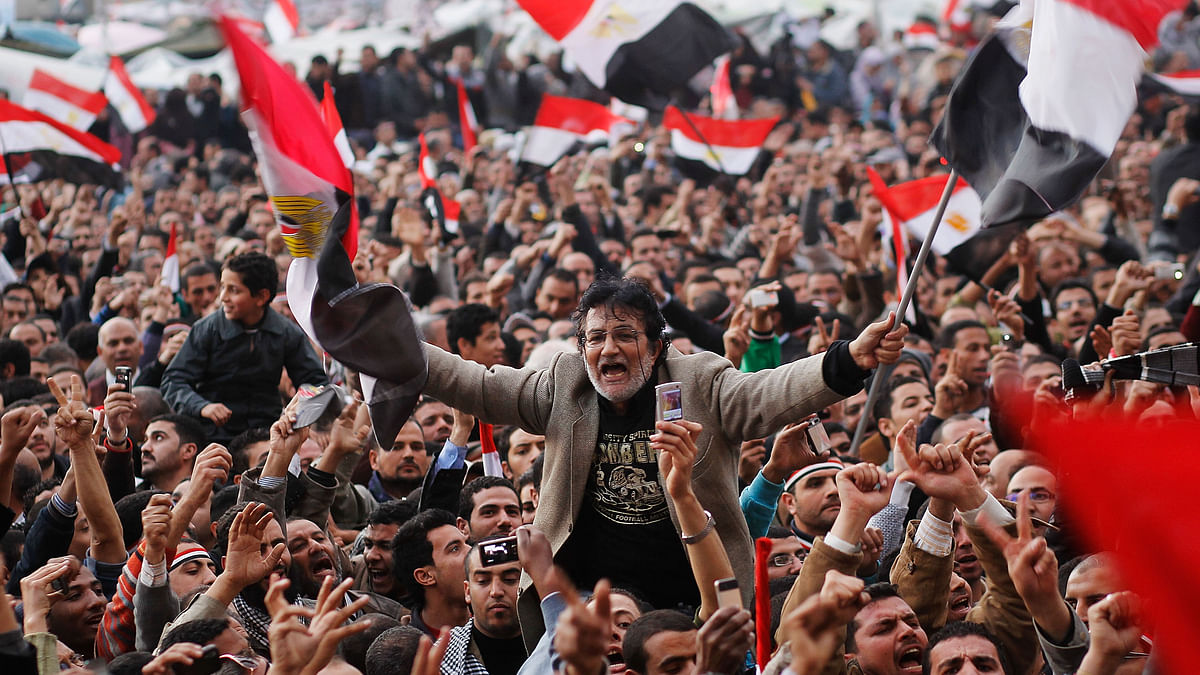 عرب بہار / Getty Images
