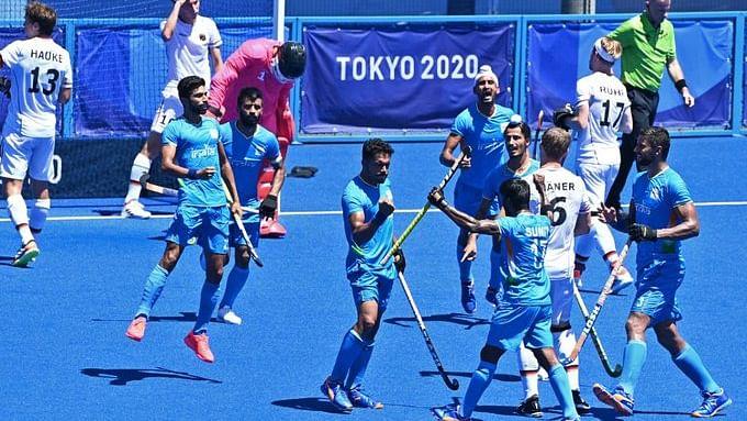 ہاکی میں 41 سال بعد اولمپک تمغہ جیتنے پر ٹیم انڈیا کو صدر، وزیر اعظم اور راہل گاندھی کی مبارک باد
