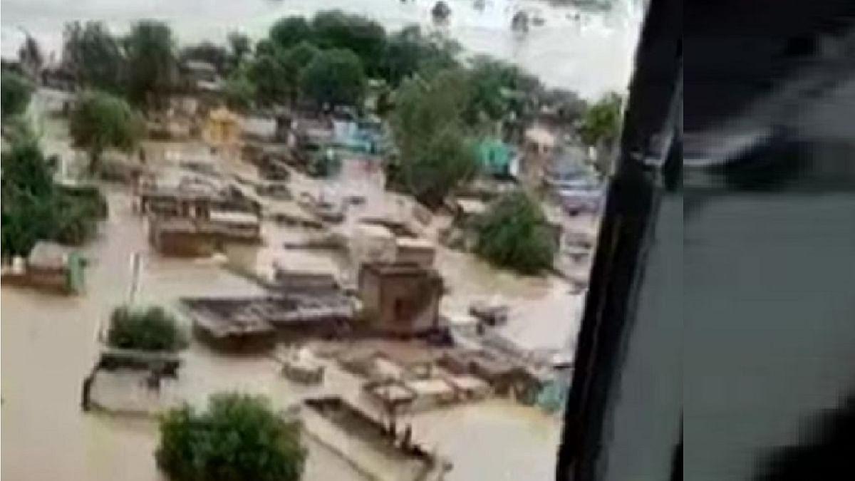 مدھیہ پردیش: سیلاب سے تباہی کے بعد بیماری پھیلنے کا خطرہ، محکمہ صحت کو کیا گیا الرٹ