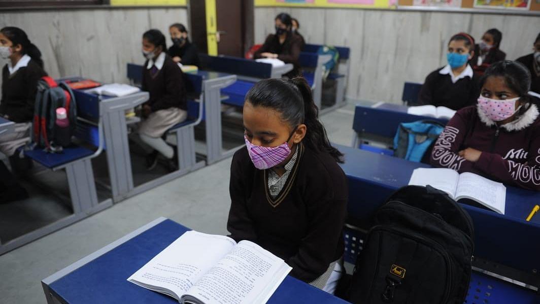 دہلی کے 90 فیصد والدین اسکول دوبارہ کھولنے کے حق میں، جلد ہوگا فیصلہ