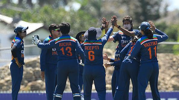 ہندوستان کی خاتون کرکٹ ٹیم