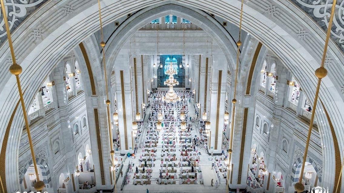 مسجد حرام / العربیہ ڈاٹ نیٹ