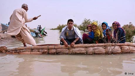 ایرانی افغان پانی کا تنازعہ: طالبان و ایران کے تعلقات میں اہم