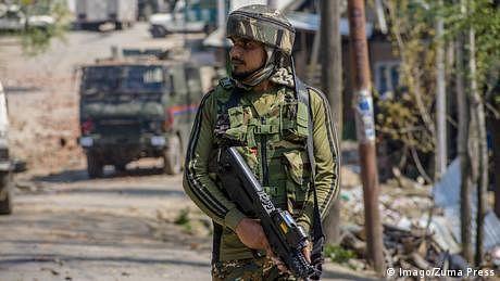 طالبان حکومت: بھارتی فورسز کا نیا ٹریننگ ماڈیول