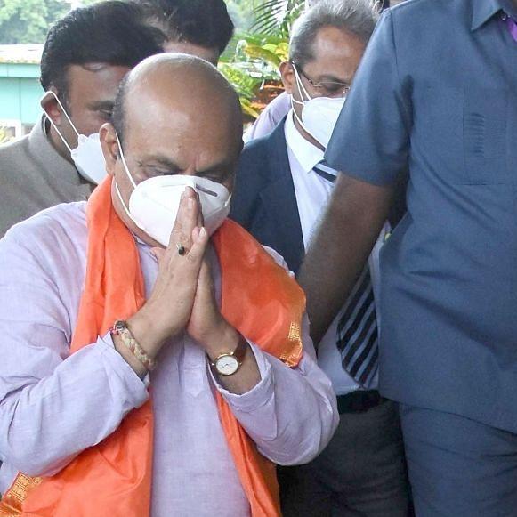 کرناٹک کے وزیر اعلی کی فائل تصویرآئی اے این ایس
