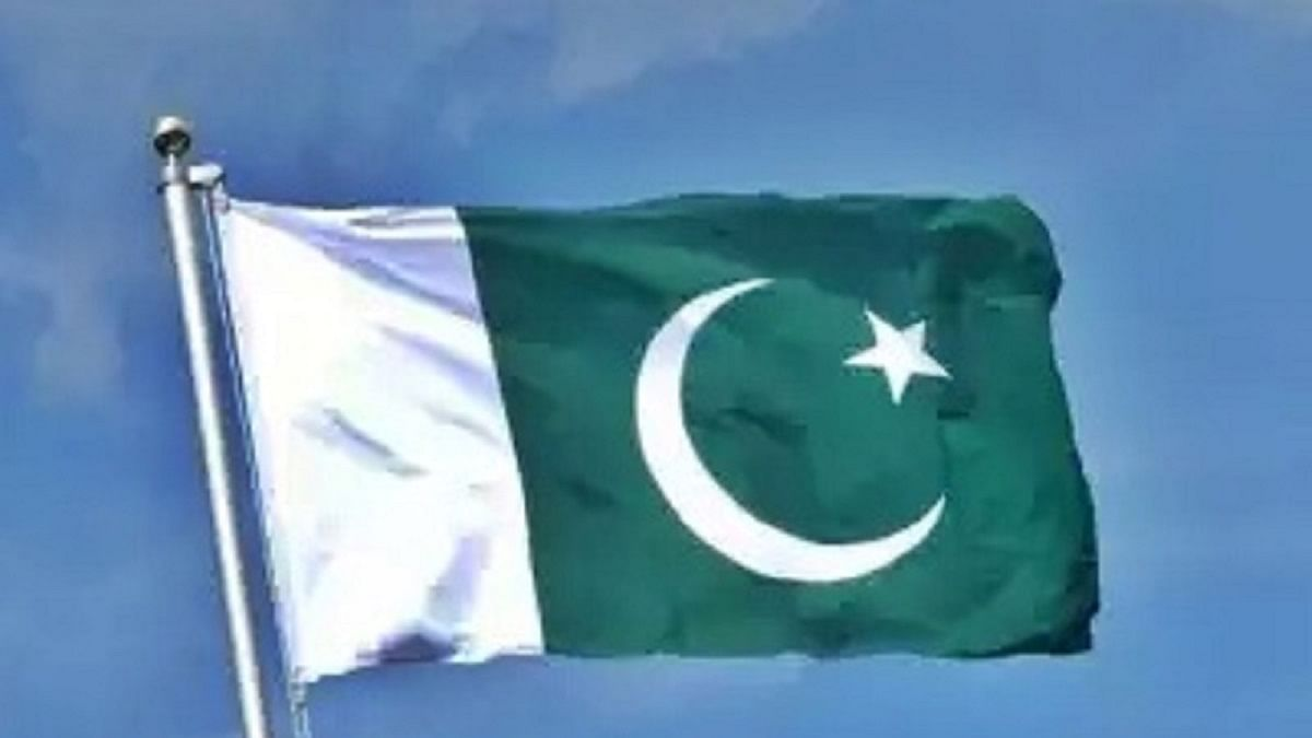 پاکستانی پرچم، تصویر آئی اے این ایس