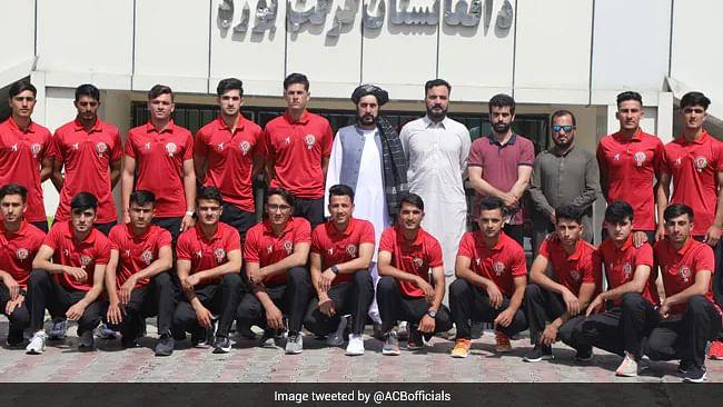 افغان انڈر 19 ٹیم / ٹوئٹر