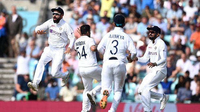 اوول ٹیسٹ: انگلینڈ کا خواب چکنا چور کر ہندوستان نے رقم کی تاریخ، فتح کے ساتھ سیریز میں 2-1 سے آگے