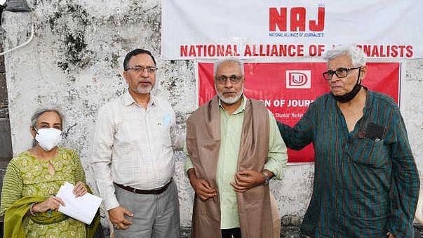 اردو صحافت آج بھی اپنے محور پر قائم ہے: معصوم مراد آبادی