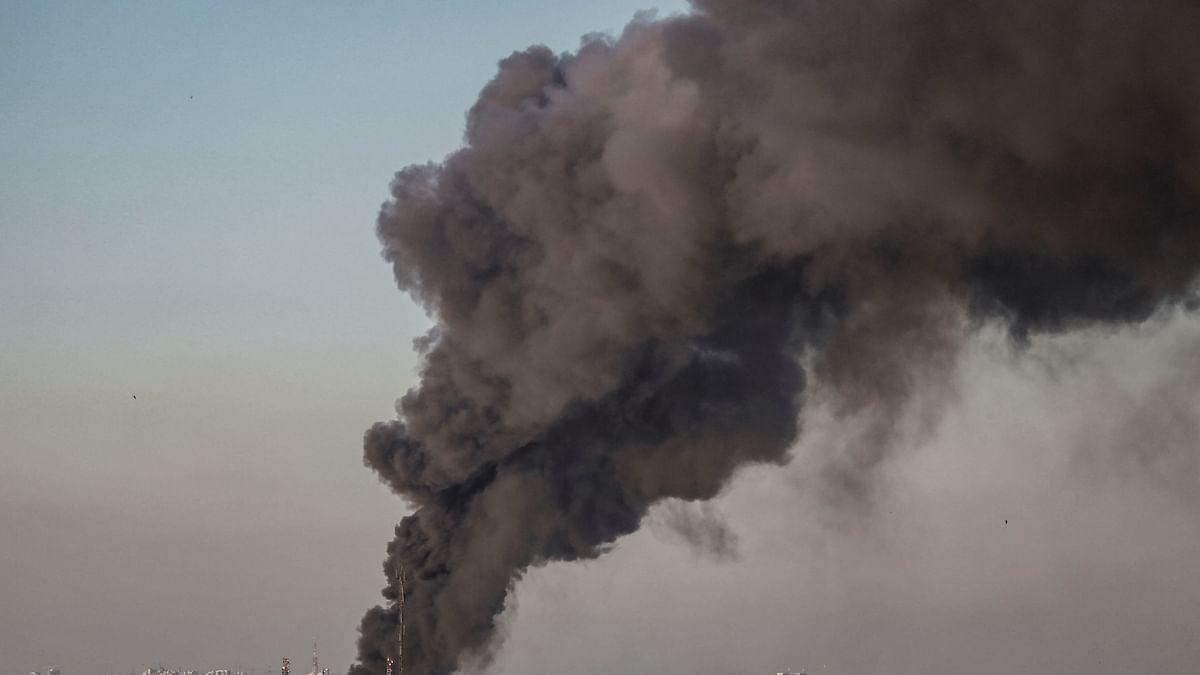 اسرائیلی طیاروں کا حماس کے ٹھکانوں پر حملہ
