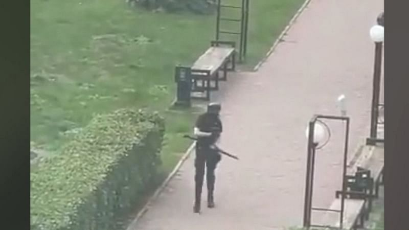روس کے 'پرم یونیورسٹی' میں گولی باری، 8 افراد ہلاک، 24 زخمی