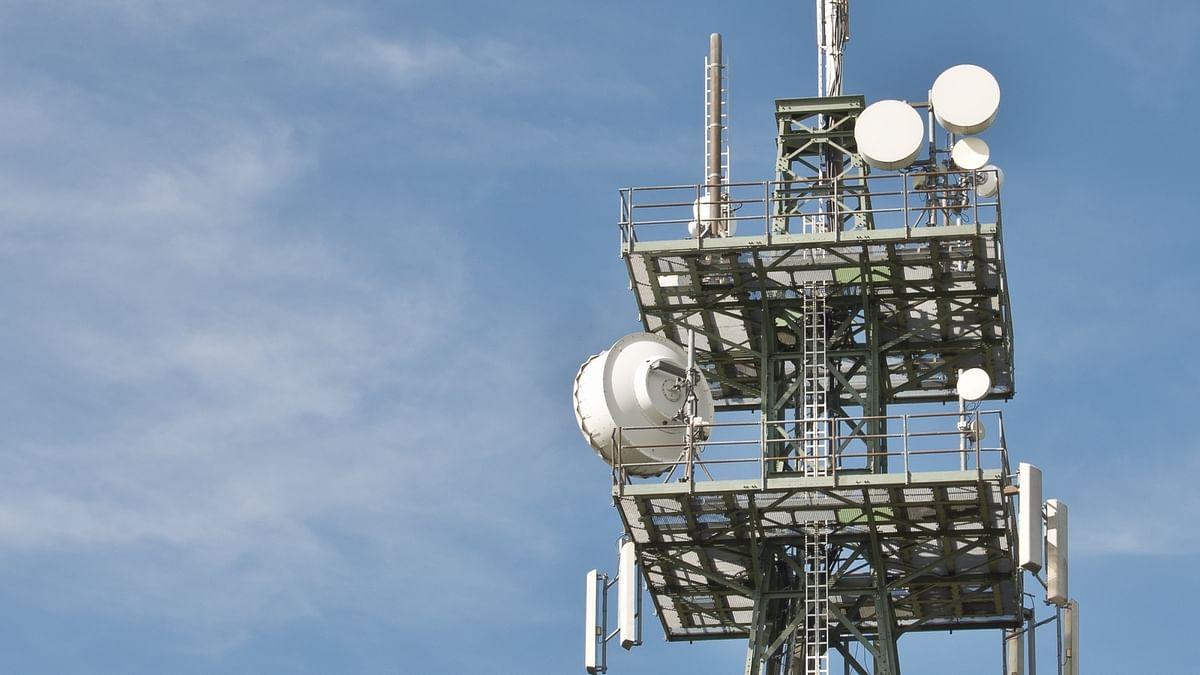 موبئل ٹاور، تصویر آئی اے این ایس