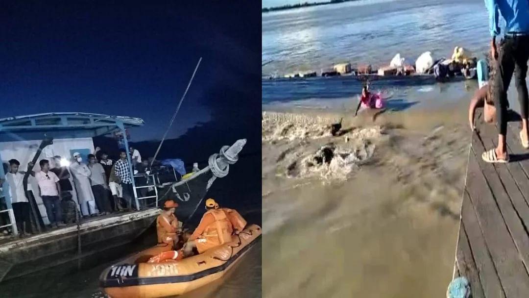 آسام میں دو کشتیوں میں زبردست تصادم، 3 مسافروں کی موت! 87 افراد کو محفوظ نکالا گیا